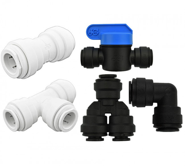 Quick Connect Fittings >> Ideal H2o Jg Quick Connect Fittings