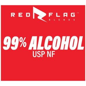 RedFlag Blends IPA 99% Alcohol USP NF