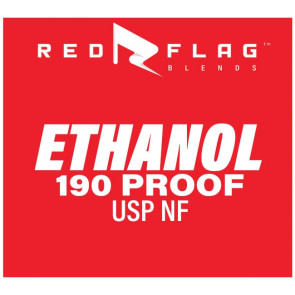 RedFlag Blends Ethanol 190 Proof USP NF