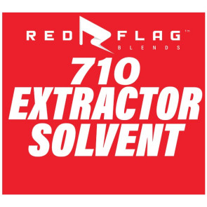 RedFlag Blends Extractor Solvent (710 Spirits)