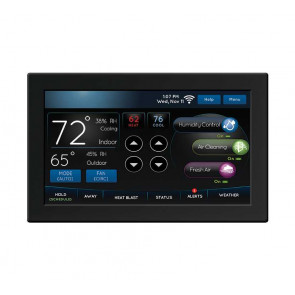 Anden Colored Touchscreen Wi-Fi part IAQ Thermostat