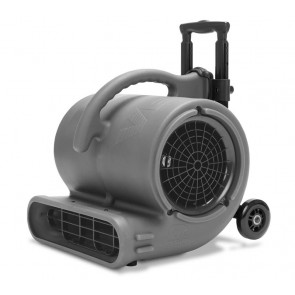 B-Air Air Mover 2 Speed Vent w/ Handle - 4.5 Amp - Black - 1/2 HP (45/Pallet)
