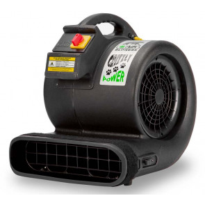 B-Air Grizzly Air Mover 3 Speed - 8.7 Amp - Black - 1 HP (24/Pallet)