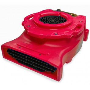 B-Air Ventlo 25 Air Mover Variable Speed - 2.0 Amp - Red - 1/4-HP (30/Pallet)