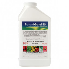 BioWorks Botanigard ES Insect Control - Mycoinsecticide – Liquid Emulsifiable Suspension