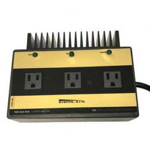 Dimlux Auxiliary Box - 3 Outlets
