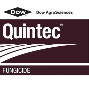Dow Quintec Fungicide for Powdery Mildew - Quinoxyfen - 30 Ounce