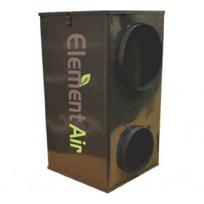 Element Air Microcon CD Ceiling Fixed-Mount Air Filtration System - 450 to 800 cfm