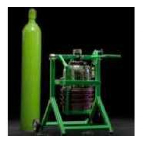 Grasshopper Extractor - Liquid CO2 Model..