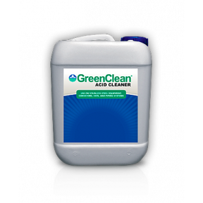 BioSafe GreenClean Acid Cleaner - Line & Surface Cleaner / Sulfuric Acid- 5 Gallon