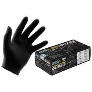 Grower's Edge Black Powder-Free 6-mil Nitrile Gloves