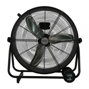 Hurricane Pro High Velocity Metal Drum Fan - 24 inch
