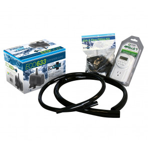 Hydro Flow Flood and Drain Kit