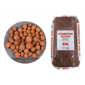 Hydroton Expanded Clay Pebbles