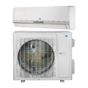 Ideal-Air Pro Series Ductless Heating and Cooling Mini Split