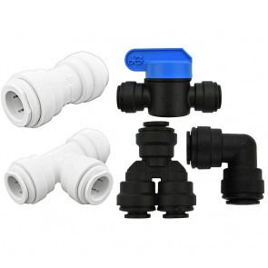 Ideal H2O JG Quick Connect Fittings