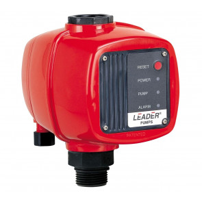 Leader Hydrotronic Red Controller - 25 PSI