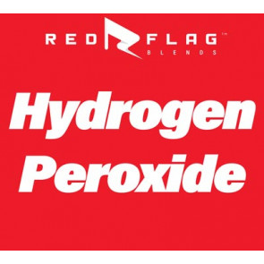 RedFlag Blends Hydrogen Peroxide 35% H2O2 - 1 Gallon (4/Cs)