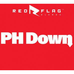 RedFlag Blends - pH Down 55% - 1 Gallon (4/Cs)