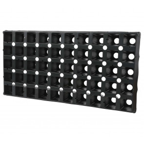 Super Sprouter 50 Cell Square Plug Tray Insert (70/Case)