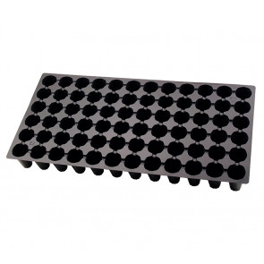 Super Sprouter Plug Tray Insert - Round Holes - 72 Cell