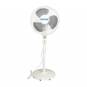 Supreme Oscillating Stand Fan - 16-Inch