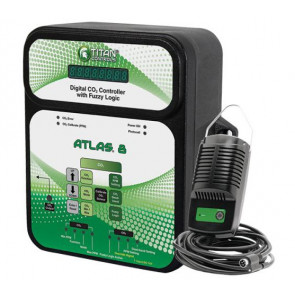 Atlas 8 - Digital CO2 Controller w/ Fuzzy Logic