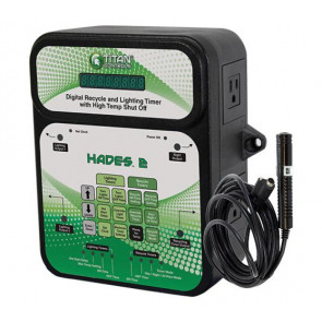 Hades 2 - Digital Recycle & Light Timer - High Temp Shut-Off..