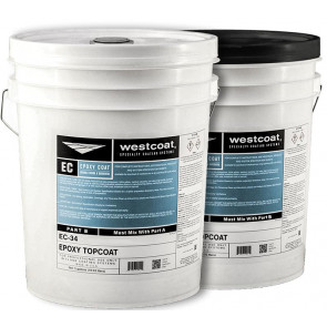 Westcoat Epoxy Coat Durable Resin EC-34